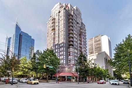 R2576718 - 808 811 HELMCKEN STREET, Downtown VW, Vancouver, BC - Apartment Unit