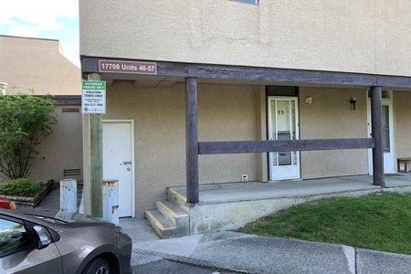 R2576854 - 53 17708 60 AVENUE, Cloverdale BC, Surrey, BC - Townhouse