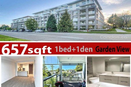 R2577293 - 307 6633 CAMBIE STREET, South Cambie, Vancouver, BC - Apartment Unit
