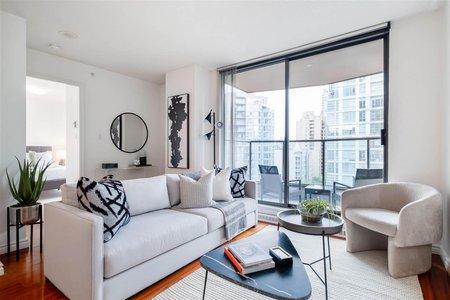 R2577994 - 1007 1189 HOWE STREET, Downtown VW, Vancouver, BC - Apartment Unit