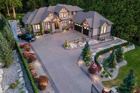 R2578264 - 24228 125 AVENUE, Websters Corners, Maple Ridge, BC - House with Acreage