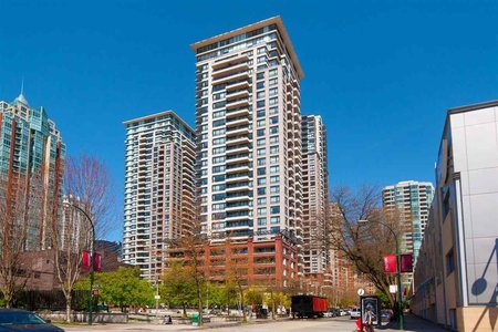 R2578519 - 1802 977 MAINLAND STREET, Yaletown, Vancouver, BC - Apartment Unit