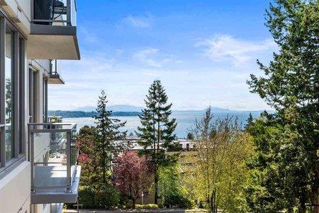 R2578709 - 402 15165 THRIFT AVENUE, White Rock, White Rock, BC - Apartment Unit