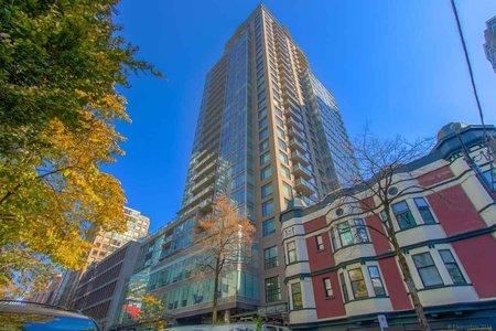 R2578930 - 1904 888 HOMER STREET, Downtown VW, Vancouver, BC - Apartment Unit