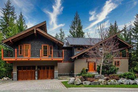 R2578936 - 8745 IDYLWOOD PLACE, Alpine Meadows, Whistler, BC - House/Single Family
