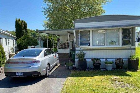 R2580835 - 47 1840 160 STREET, King George Corridor, Surrey, BC - Manufactured