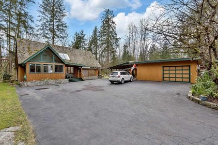 R2580955 - 22416 129 AVENUE, East Central, Maple Ridge, BC - House with Acreage