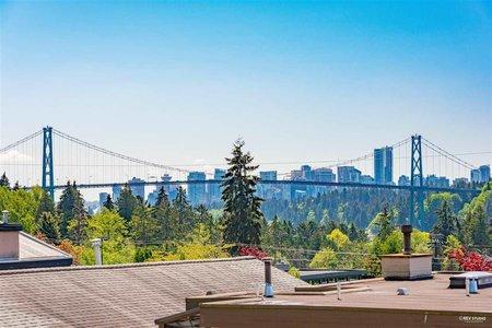 R2581632 - 1220 ESQUIMALT AVENUE, Ambleside, West Vancouver, BC - House/Single Family
