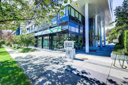 R2581658 - 406 6311 CAMBIE STREET, Oakridge VW, Vancouver, BC - Apartment Unit
