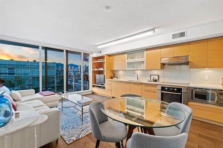 R2582335 - 513 1635 W 3RD AVENUE, False Creek, Vancouver, BC - Apartment Unit