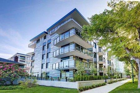 R2582365 - 307 488 W 58TH AVENUE, South Cambie, Vancouver, BC - Apartment Unit