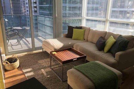 R2582393 - 2105 1189 MELVILLE STREET, Coal Harbour, Vancouver, BC - Apartment Unit