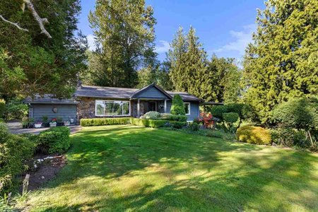 R2582781 - 26275 24 AVENUE, Otter District, Langley, BC - House with Acreage