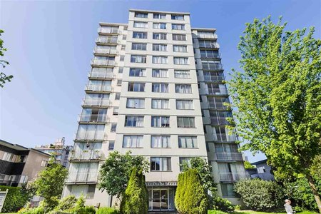 R2583245 - 806 1250 BURNABY STREET, West End VW, Vancouver, BC - Apartment Unit