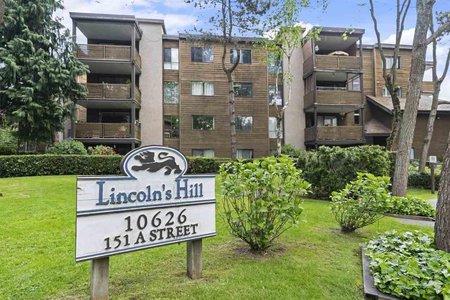 R2583560 - 311 10626 151A STREET, Guildford, Surrey, BC - Apartment Unit