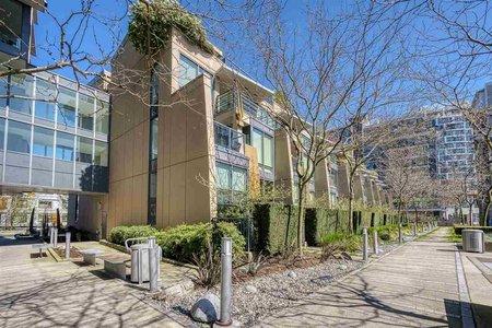 R2583620 - 280 W 1ST AVENUE, False Creek, Vancouver, BC - Apartment Unit