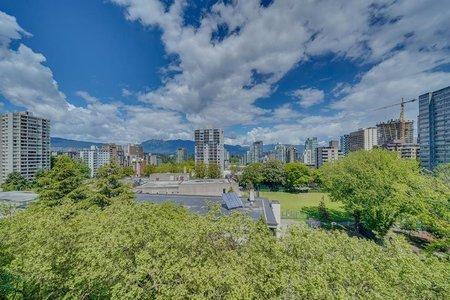 R2583848 - 1003 1720 BARCLAY STREET, West End VW, Vancouver, BC - Apartment Unit