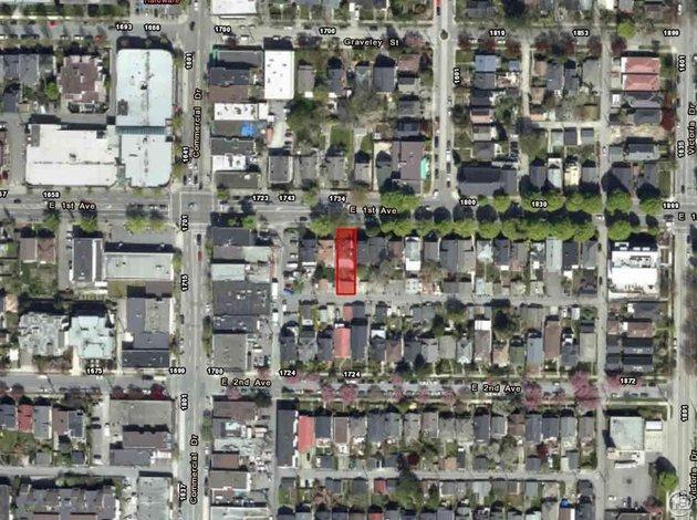1750 E 1st Avenue