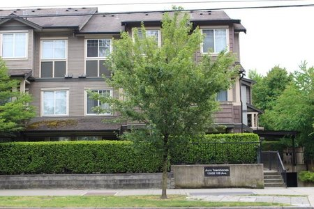 R2585051 - 132 13958 108 AVENUE, Whalley, Surrey, BC - Townhouse