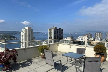 R2585652 - 108 1250 BURNABY STREET, West End VW, Vancouver, BC - Apartment Unit