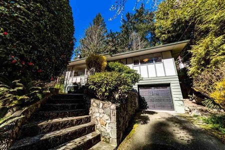 R2585769 - 6427 NELSON AVENUE, Horseshoe Bay WV, West Vancouver, BC - House/Single Family