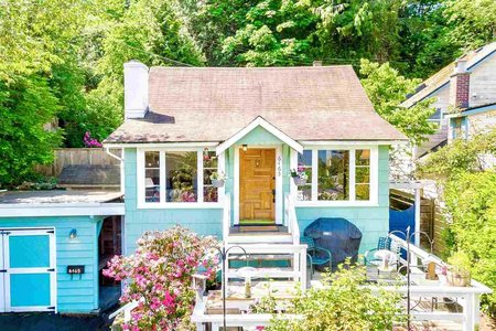 R2585786 - 6465 RALEIGH STREET, Horseshoe Bay WV, West Vancouver, BC - House/Single Family