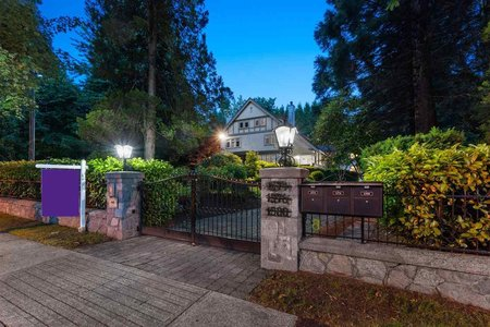 R2586529 - 1574/76-1580 ANGUS DRIVE, Shaughnessy, Vancouver, BC - Townhouse
