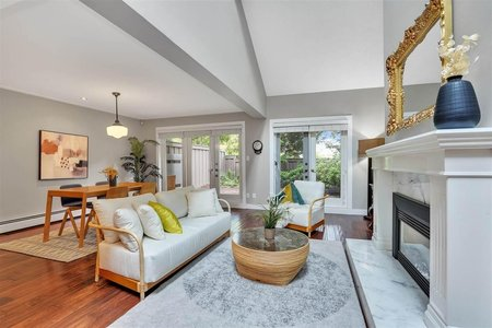 R2586967 - 38 4900 CARTIER STREET, Shaughnessy, Vancouver, BC - Townhouse