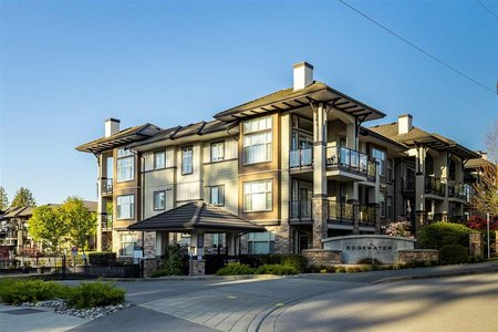 R2587596 - 202 15195 36 AVENUE, Morgan Creek, Surrey, BC - Apartment Unit