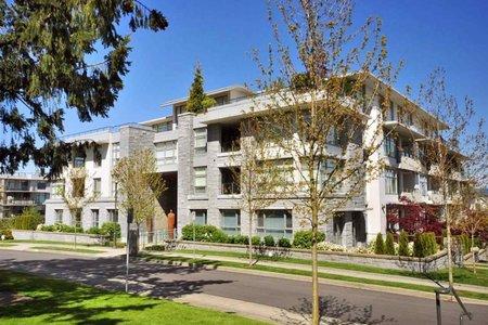 R2587601 - 107 6015 IONA DRIVE, University VW, Vancouver, BC - Apartment Unit