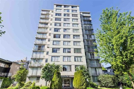 R2587984 - 706 1250 BURNABY STREET, West End VW, Vancouver, BC - Apartment Unit