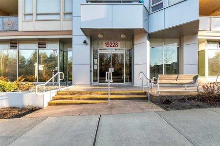 R2588336 - 312 19228 64 AVENUE, Clayton, Surrey, BC - Apartment Unit