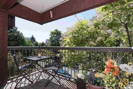 R2588445 - 410 2920 ASH STREET, Fairview VW, Vancouver, BC - Apartment Unit