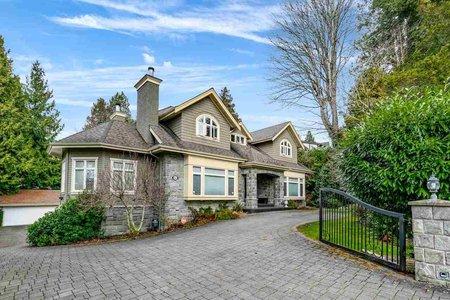 R2588599 - 6561 MACDONALD STREET, S.W. Marine, Vancouver, BC - House/Single Family