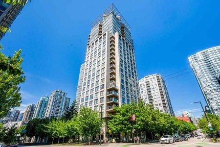 R2588685 - 505 989 BEATTY STREET, Yaletown, Vancouver, BC - Apartment Unit