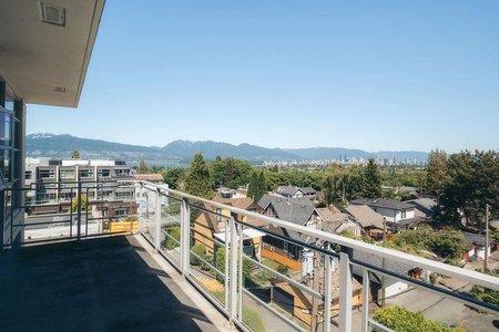 R2588753 - 405 3595 W 18TH AVENUE, Dunbar, Vancouver, BC - Apartment Unit