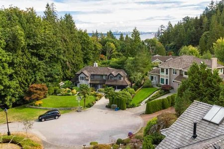 R2589138 - 4880 THE DALE, Olde Caulfeild, West Vancouver, BC - House/Single Family
