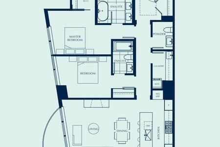 R2589226 - 201 1500 MARTIN STREET, White Rock, White Rock, BC - Apartment Unit