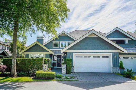 R2589330 - 6 15715 34 AVENUE, Morgan Creek, Surrey, BC - Townhouse