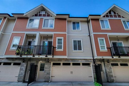 R2589464 - 16 14338 103 AVENUE, Whalley, Surrey, BC - Townhouse