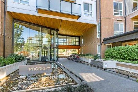 R2590091 - 217 6033 GRAY AVENUE, University VW, Vancouver, BC - Apartment Unit