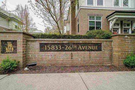 R2590572 - 67 15833 26 AVENUE, Grandview Surrey, Surrey, BC - Townhouse