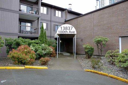 R2590823 - 1114 13837 100 AVENUE, Whalley, Surrey, BC - Apartment Unit