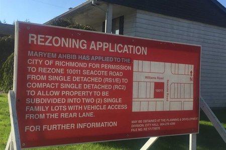 R2591005 - 1/2 LOT 10011 SEACOTE ROAD, Ironwood, Richmond, BC - House/Single Family