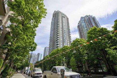 R2591014 - 1803 928 RICHARDS STREET, Yaletown, Vancouver, BC - Apartment Unit