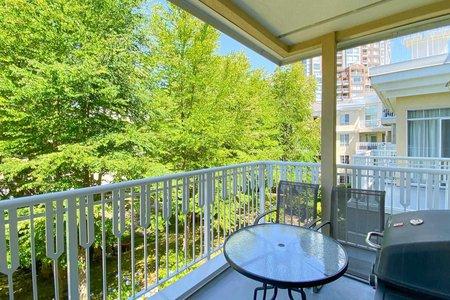 R2591156 - 300 5835 HAMPTON PLACE, University VW, Vancouver, BC - Apartment Unit