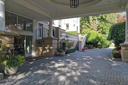 R2591413 - 223 5735 HAMPTON PLACE, University VW, Vancouver, BC - Apartment Unit