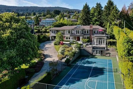 R2591438 - 705 PARKSIDE ROAD, British Properties, West Vancouver, BC - House/Single Family