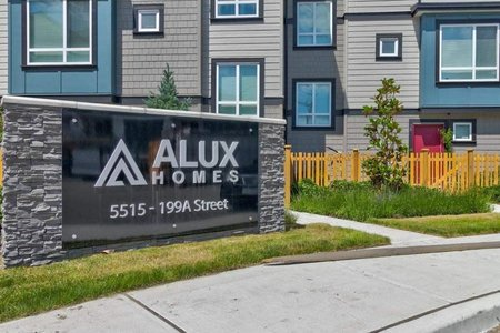 R2591750 - 10 5515 199A STREET, Langley City, Langley, BC - Townhouse