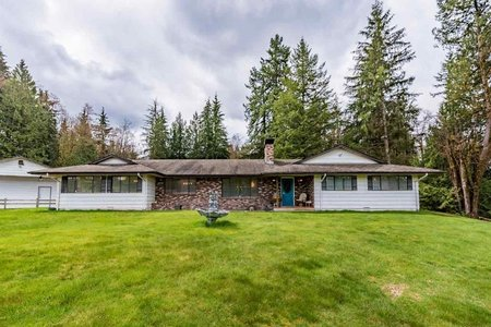 R2591899 - 25350 124 AVENUE, Websters Corners, Maple Ridge, BC - House with Acreage
